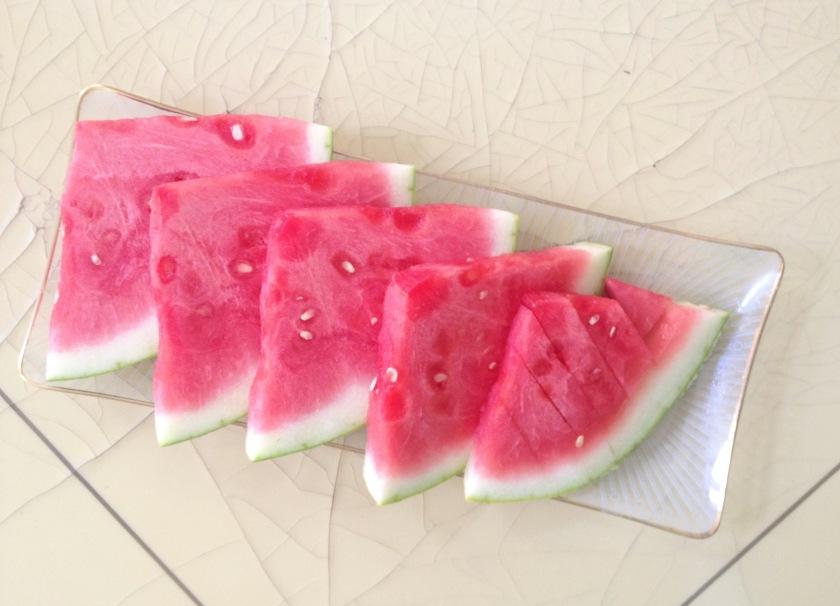 watermelon, wassermelone