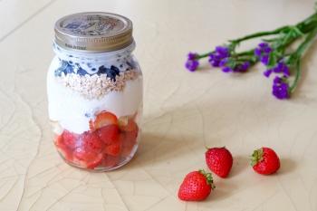 Quick'n easy fruity breakfast