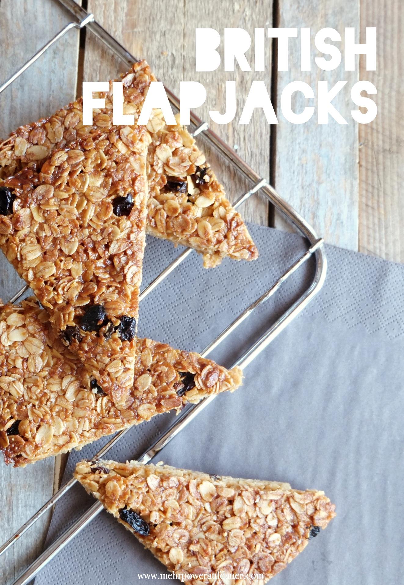 Flapjacks @ mehrpoweraufdauer.com
